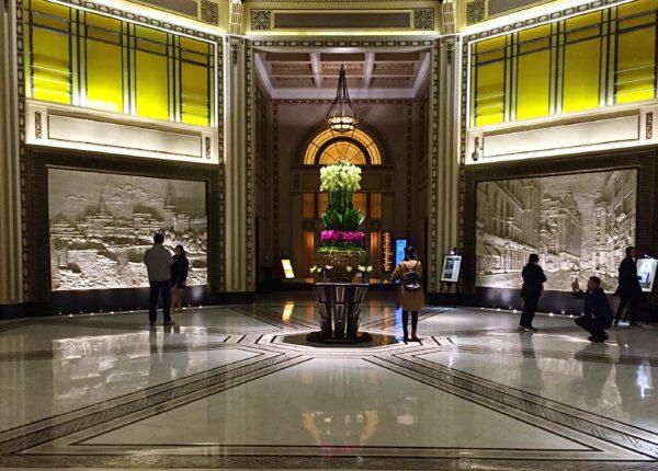 Peace Hotel - Shanghai