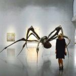 Black dress & Modern Art – The Long Museum – Shanghai