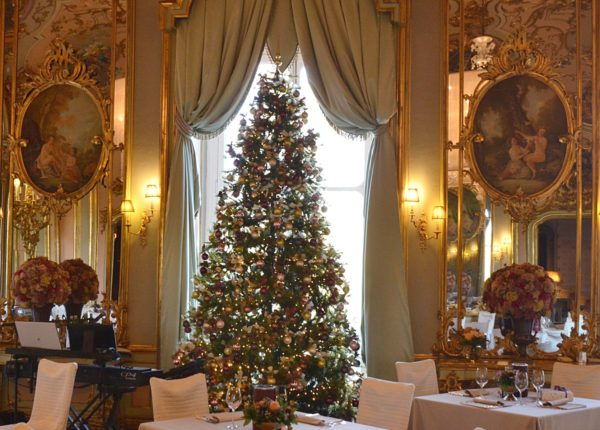 Brunch - Villa Cora - Firenze - Xmas Tree