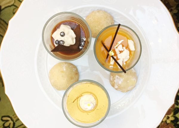 bicchierini dessert