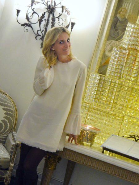 Indiana miini dress - Caftanii Firenze
