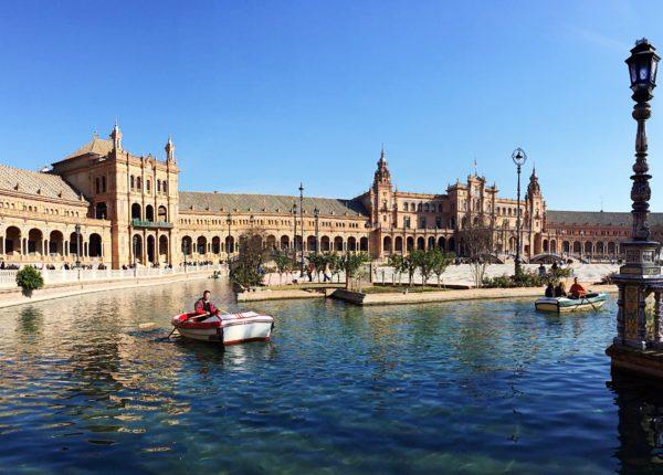 Sevilla - Plaza de Espana