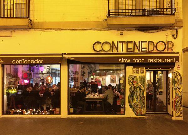 Sevilla - Contenedor