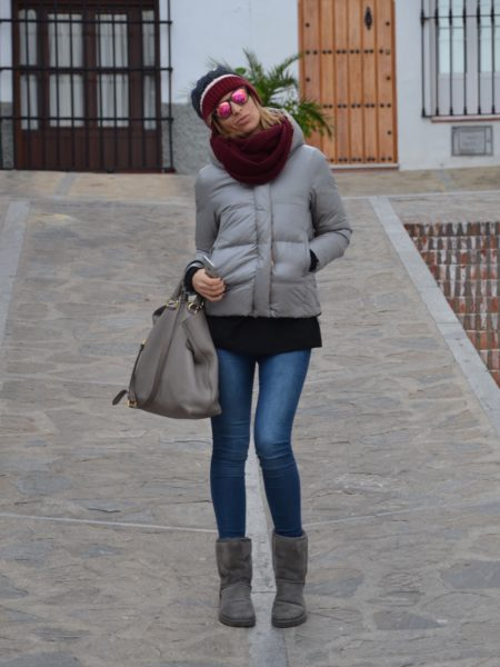 Winter outfit inspiration - Ronda - Spain