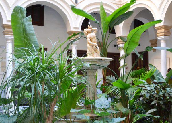 Sevilla - Palacio de Villapanes