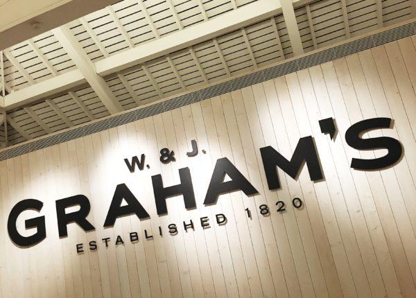 Graham's - Porto tasting