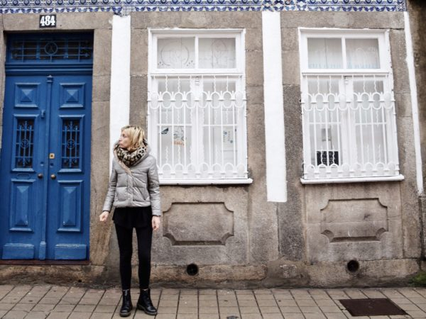 Winter outfit inspiration - Porto - Portugal