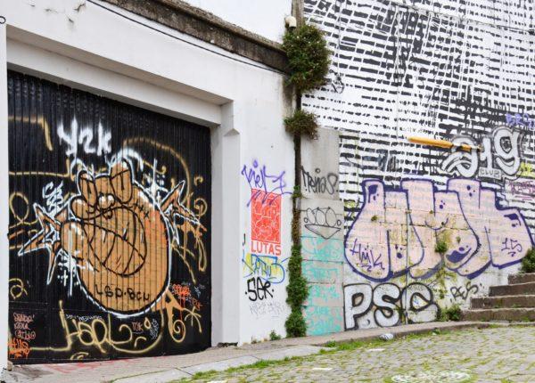 Street Art - Murales - Porto