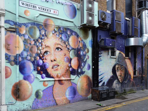 London Street Art - Bricklane
