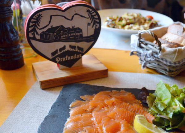 Chalet Restaurant Prafandaz - Leysin