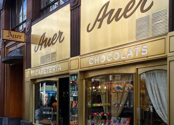 Auer Chocolatier - Geneva - Ginevra