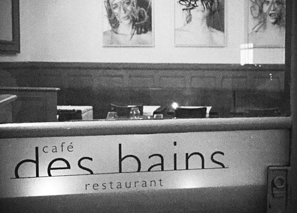 Café des Bains - Geneva - Ginevra
