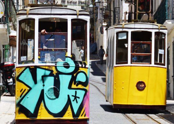 Tram - Lisbon