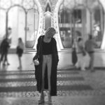 Black and white kimono nights – Lisbon