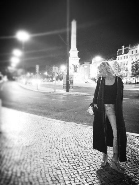 Black Kimono - Caftanii Firenze - A/I 17