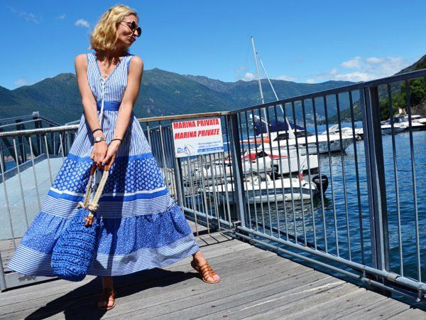 Luisa Spagnoli s/s17 - Golfo Gabella Lake Resort - Lago Maggiore