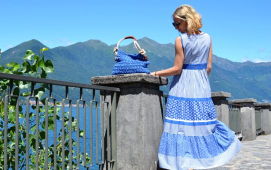 Luisa Spagnoli s/s17 - Golfo Gabella Lake Resort - Lago Maggiore
