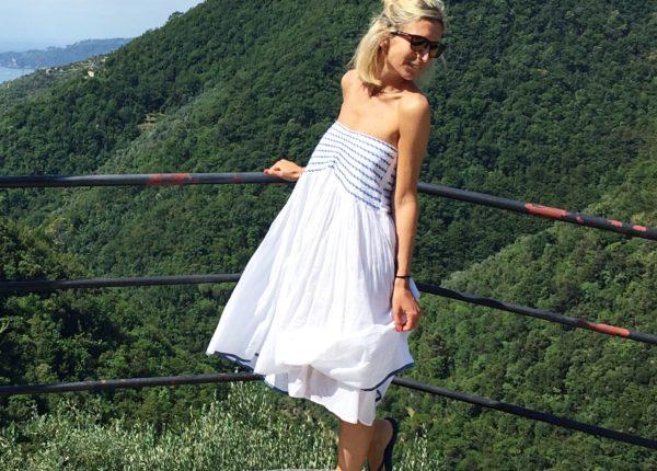 Luisa Spagnoli SS17 - Liguria