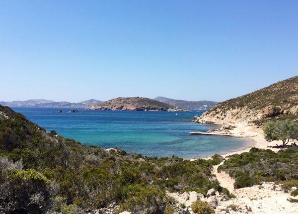 Panagia Geraniou - Patmos - Greece