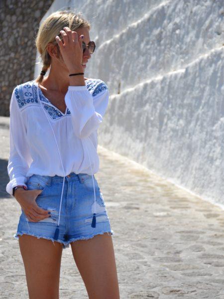 Luisa Spagnoli - Summer 17 - Patmos