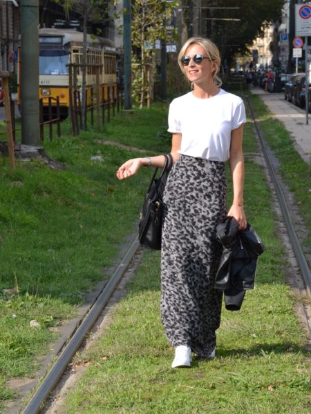 Outfit inspiration - Melania - Milano