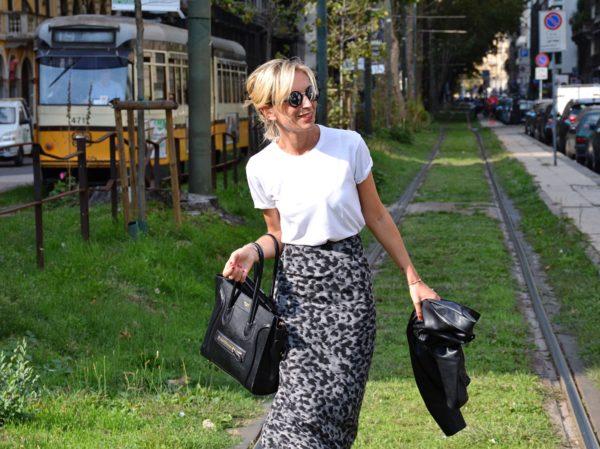 Outfit inspiration - Melania Fumiko - Milano