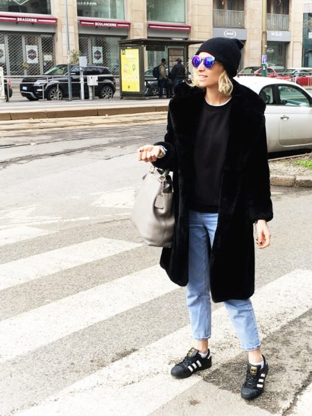 Sunday Outfit & Sunglasses - Milano