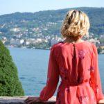 Flowers by the lake – Isola Bella – Lago Maggiore