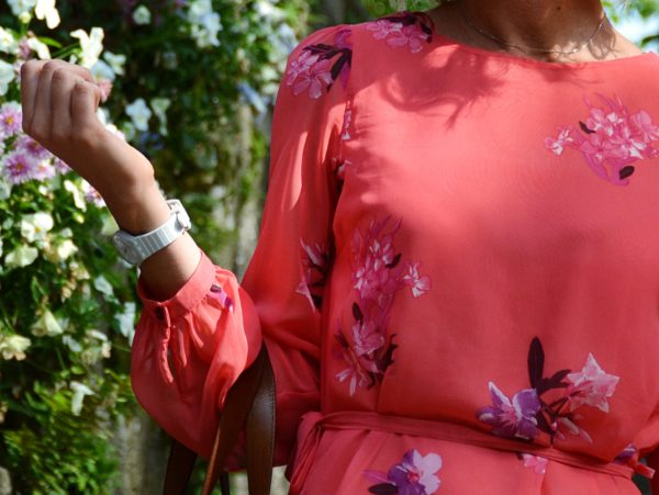 Flower dress - Isola Bella