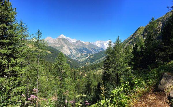 Tre cascate del Rutor - La Thuile