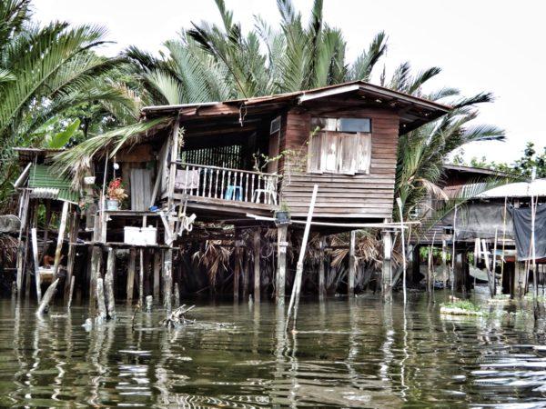Thailand - Bangkok - Long Tail boat trip