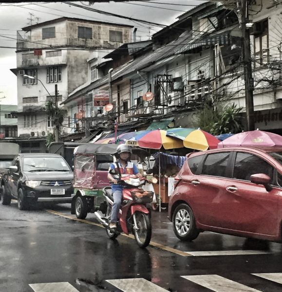 Thailand - Bangkok - Tuk Tuk