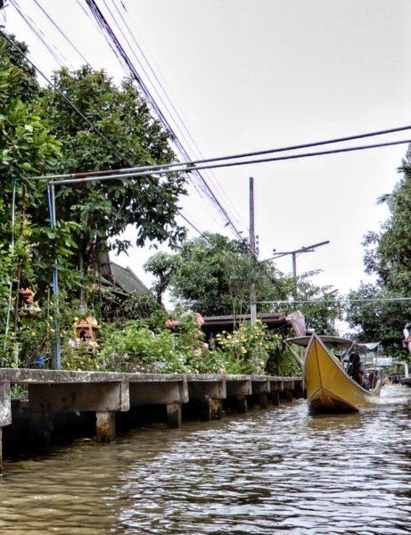 Thailand - Bangkok - Floating Market