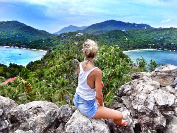 Thailand - Koh Tao - John Suwan viewpoint