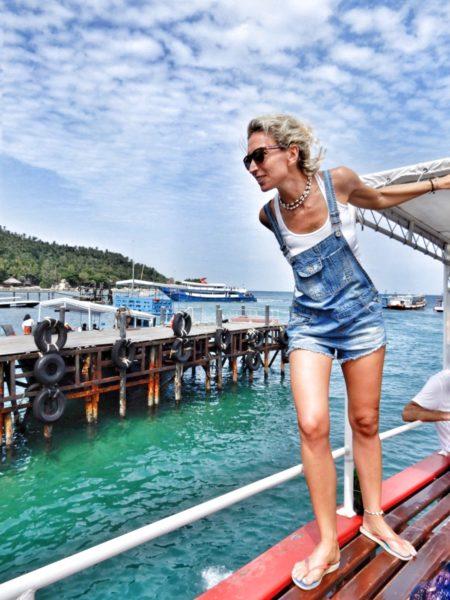 Thailand - Koh Tao - Private Boat