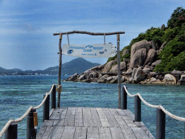 Thailand - Koh Tao - Nang Yuan