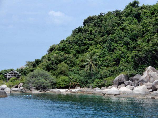 Thailand - Koh Tao - Mango Bay