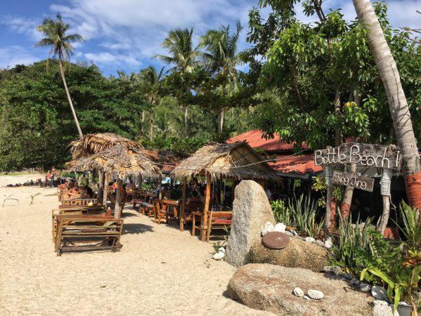 Thailand - Kho Phangan - Bottle Beach