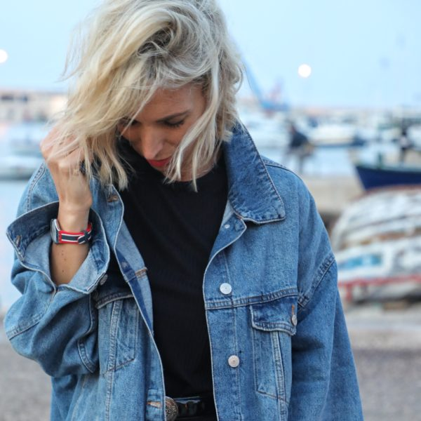 Denim Jack & Little Black Dress - Primark AI 18/19