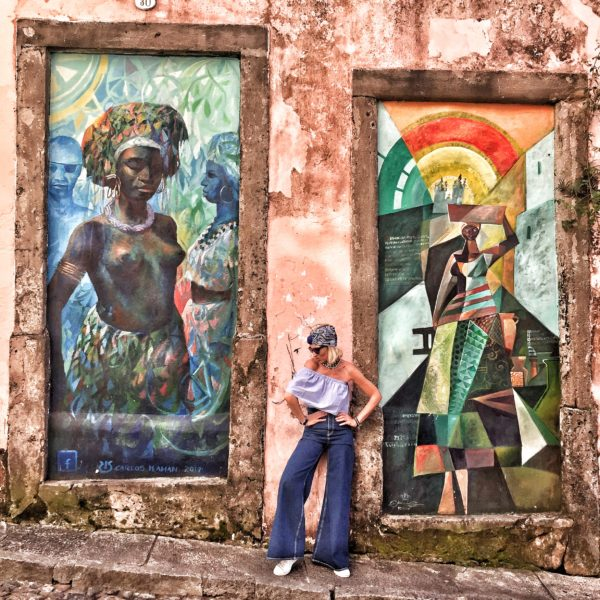Travel girl outfit inspirations - Salvador de Bahia - Brasil