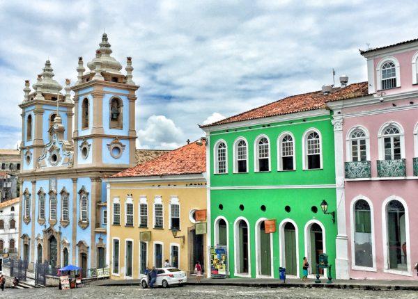 Pelurinho - Salvador - Brasil