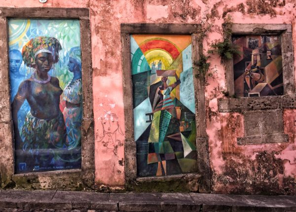 Street Art - Salvador de Bahia - Brasil