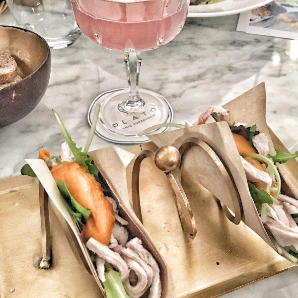 Plato Chic Superfood - Milano