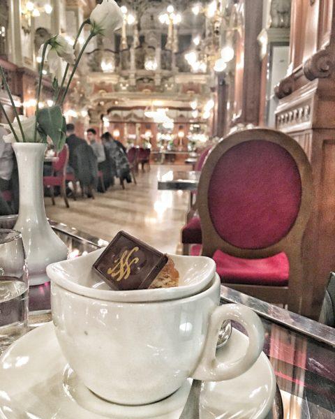 New York Cafè - Budapest