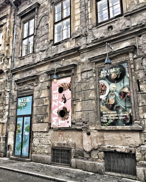 Budapest - Mazel Tov