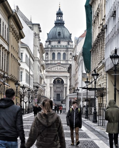 Budapest - Downtown