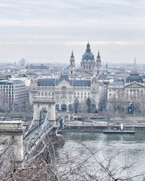 Budapest - House of Parliament