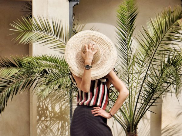 Outfit inpirations - Riad Tarabel - Marrakech