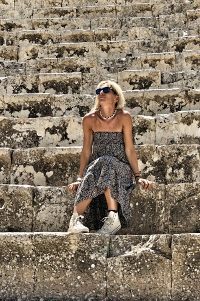 Outfit Inspirations - Jerash - Giordania