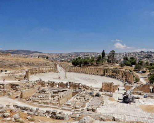 Jerash - Giordania